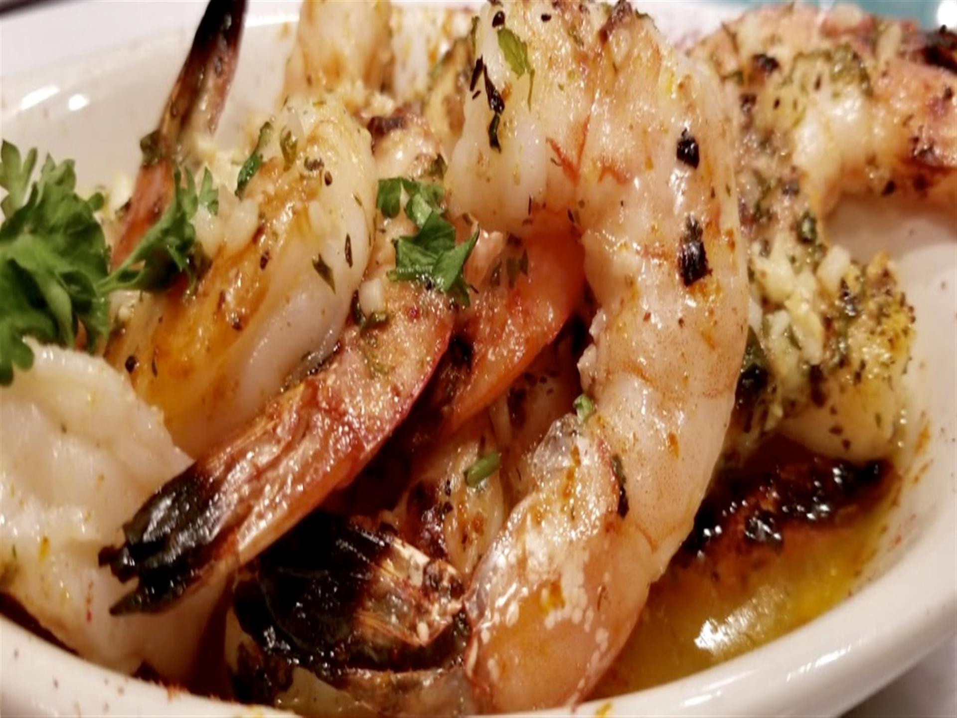 Blackened Reg Shrimp