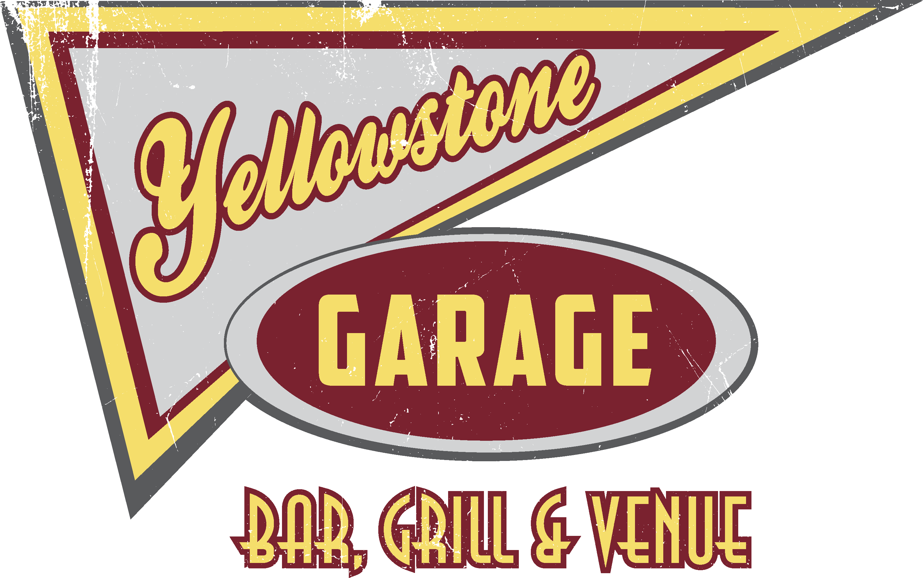 yellowstone garage bar, gril and venue