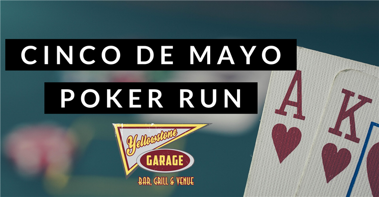 Cinco De Mayo Poker Run