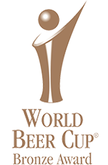 world beer cup bronze award 2006