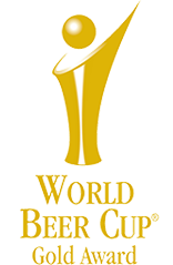 world beer cup gold award 2008