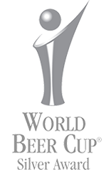 world beer cup silver award 2002
