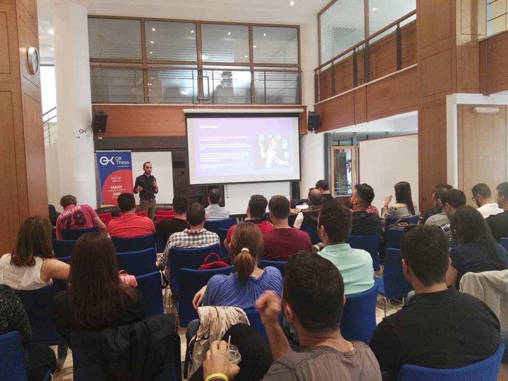 Thessaloniki ReactJS - DEVit Week!