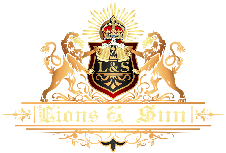 Lions and Sun Lounge Logo