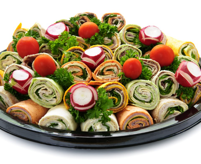 wrap around the clock platter