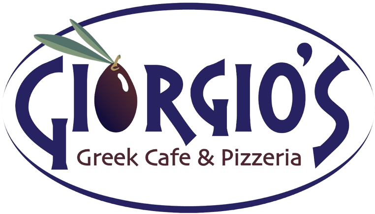Giorgio's Greek cafe & Pizzeria Logo