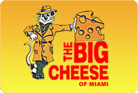 The Big Cheese Miami Home
