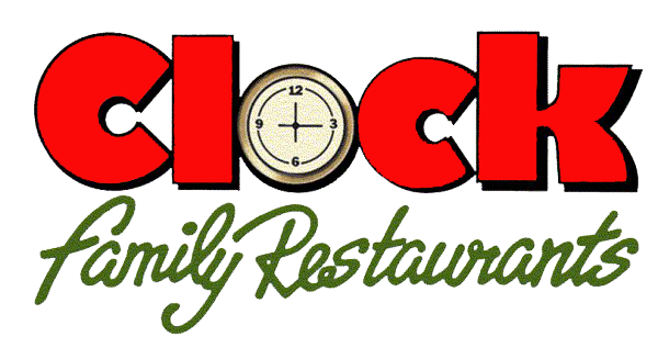 Clock Family Restaurant logo