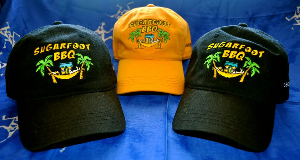 Suigarfoot BBQ hats
