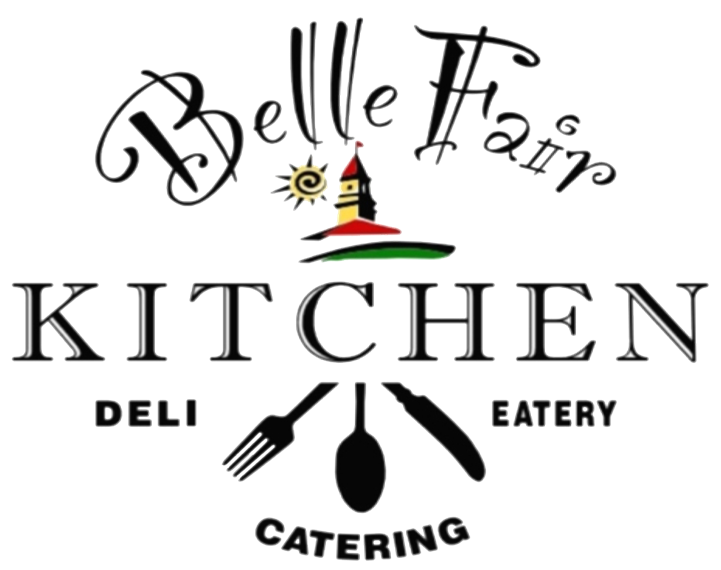 Bellefair Kitchen. Deli, eatery, catering.
