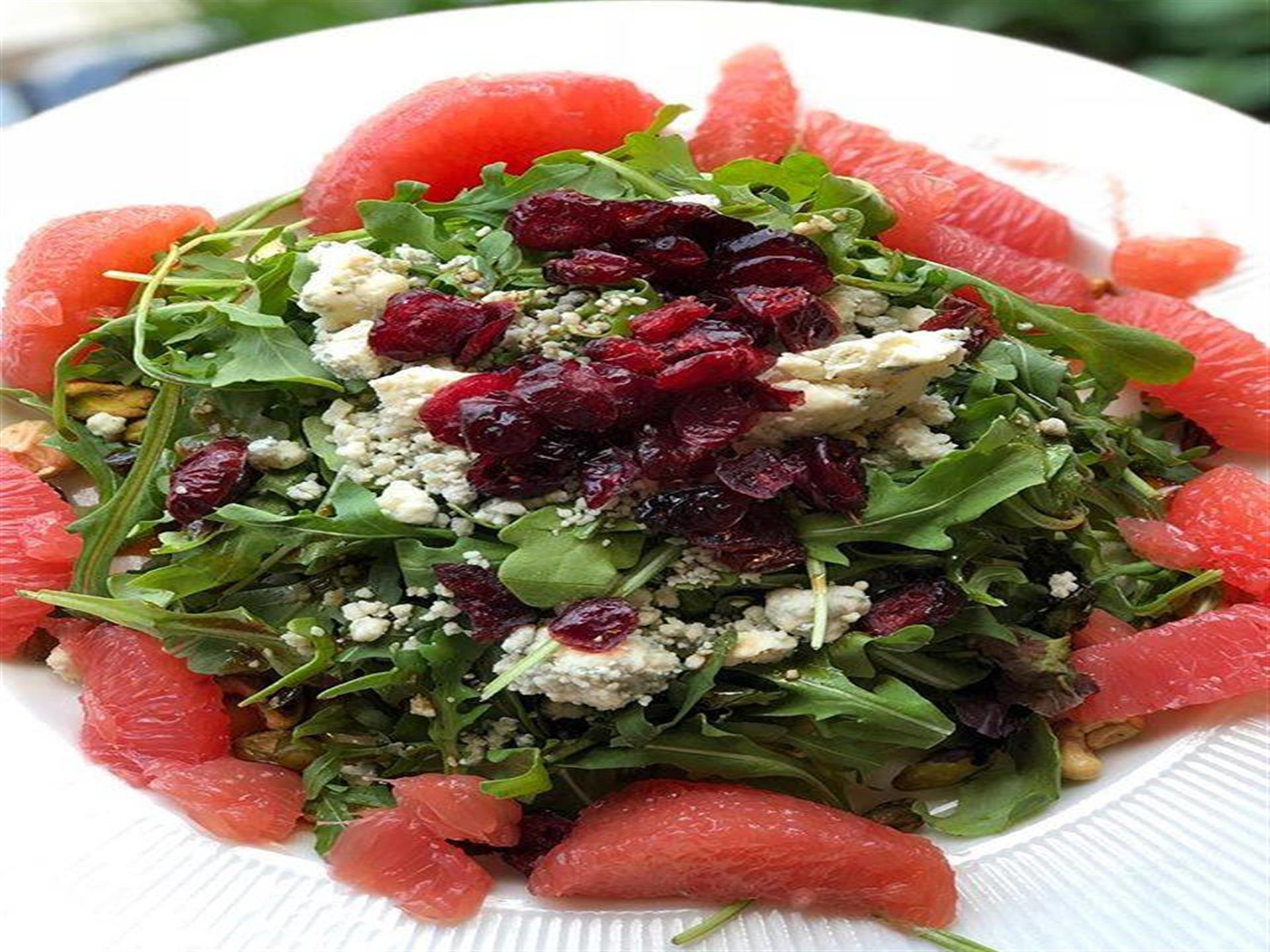 arugula salad with beets