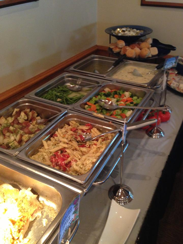 In-House Dinner Buffet