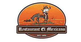 Restaurant el Mexicano. Established 1982.