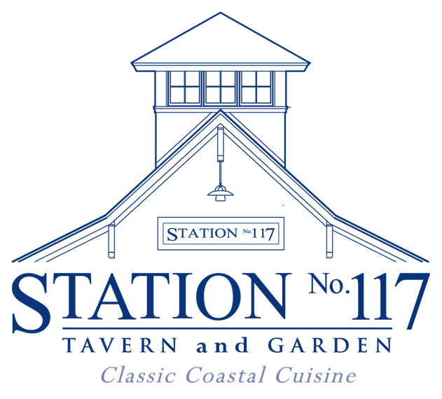 Station no 117. Station No. 117 Tavern and Garden. Classic Coastal Cuisine.