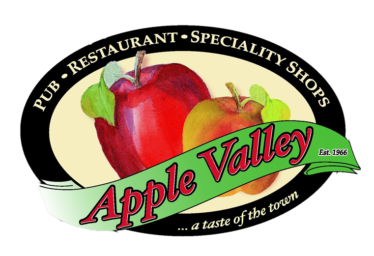 Pub, restaurant, specialty shops. Apple Valley ...a taste of the town