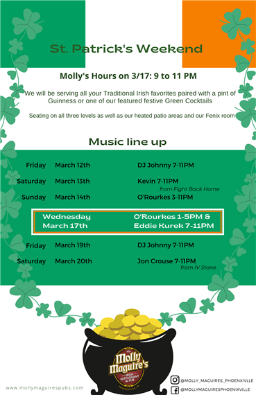 St. Patrick's Day Music