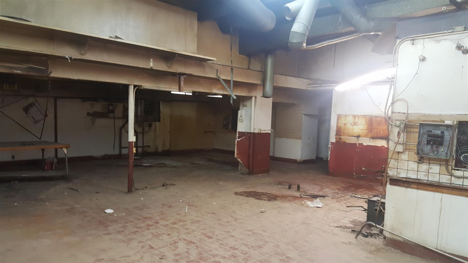 another empty room ready for renovation
