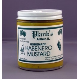 Amish Made Habenero Mustard