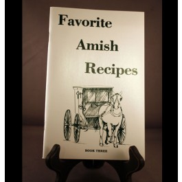 Favorite Amish Recipes #3