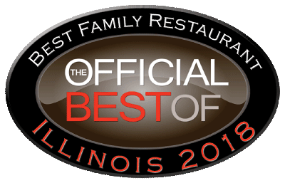 Best Family Restaurant. The Official Best of Illinois 2018