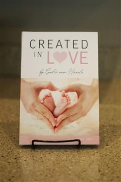 Created in Love by God's Own Hands by Clara Miller