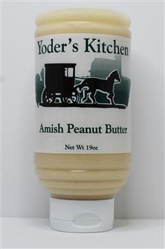 Yoder's Kitchen Amish Peanut Butter