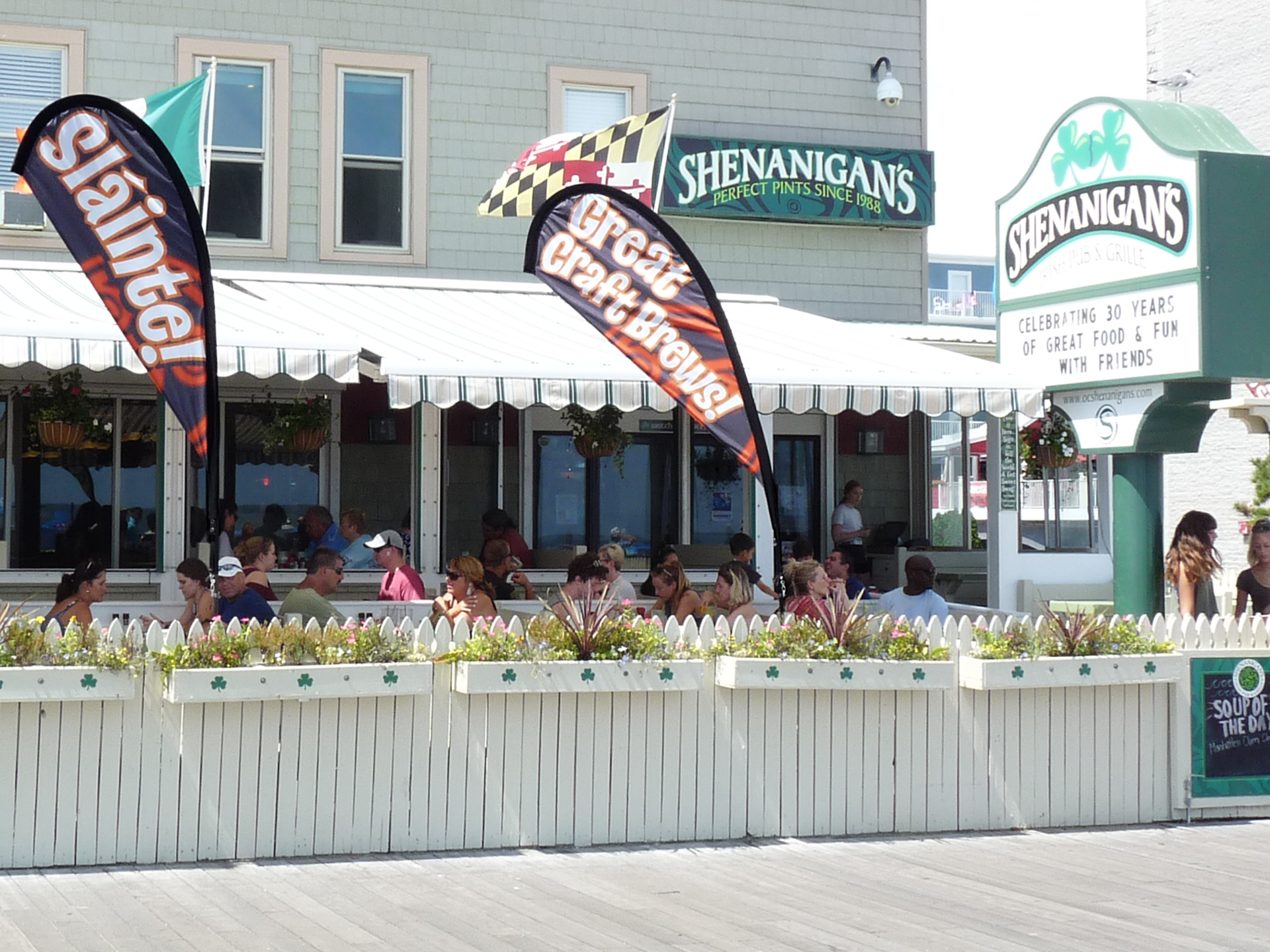 Exterior Photo of Shenanigan's