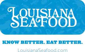 Louisiana Seafood. Know better. Eat Better