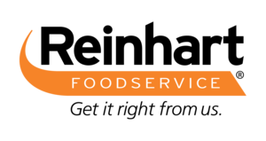 Reinhart foodservice. Get it right from us