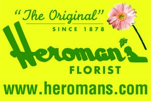 The Original since 1878 Heroman's florist