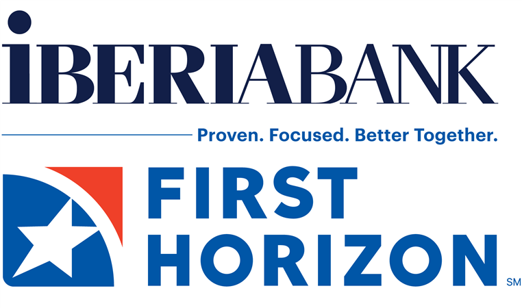 Iberianbank proven. Focused. Better together. First horizon SM.