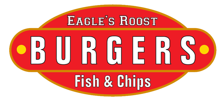 Eagle's Roost. Burgers, Fish & Chips