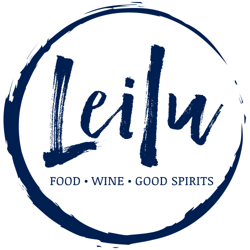 Leilu. Food, Wine, Good Spirits