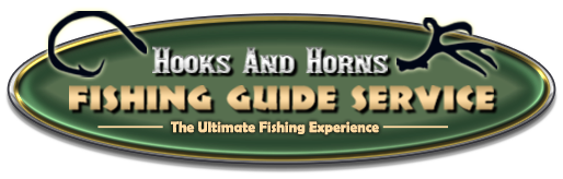 Hooks and horns. Fishing guide services. The ultimate fishing experience