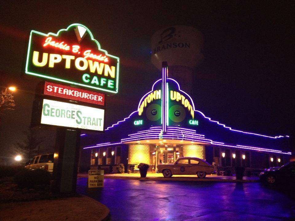 Uptown Cafe Front