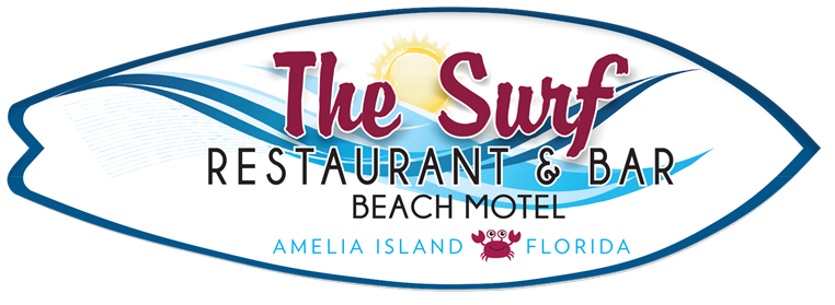 The Surf Restaurant & Bar Beach Motel. Amelia Island, Florida
