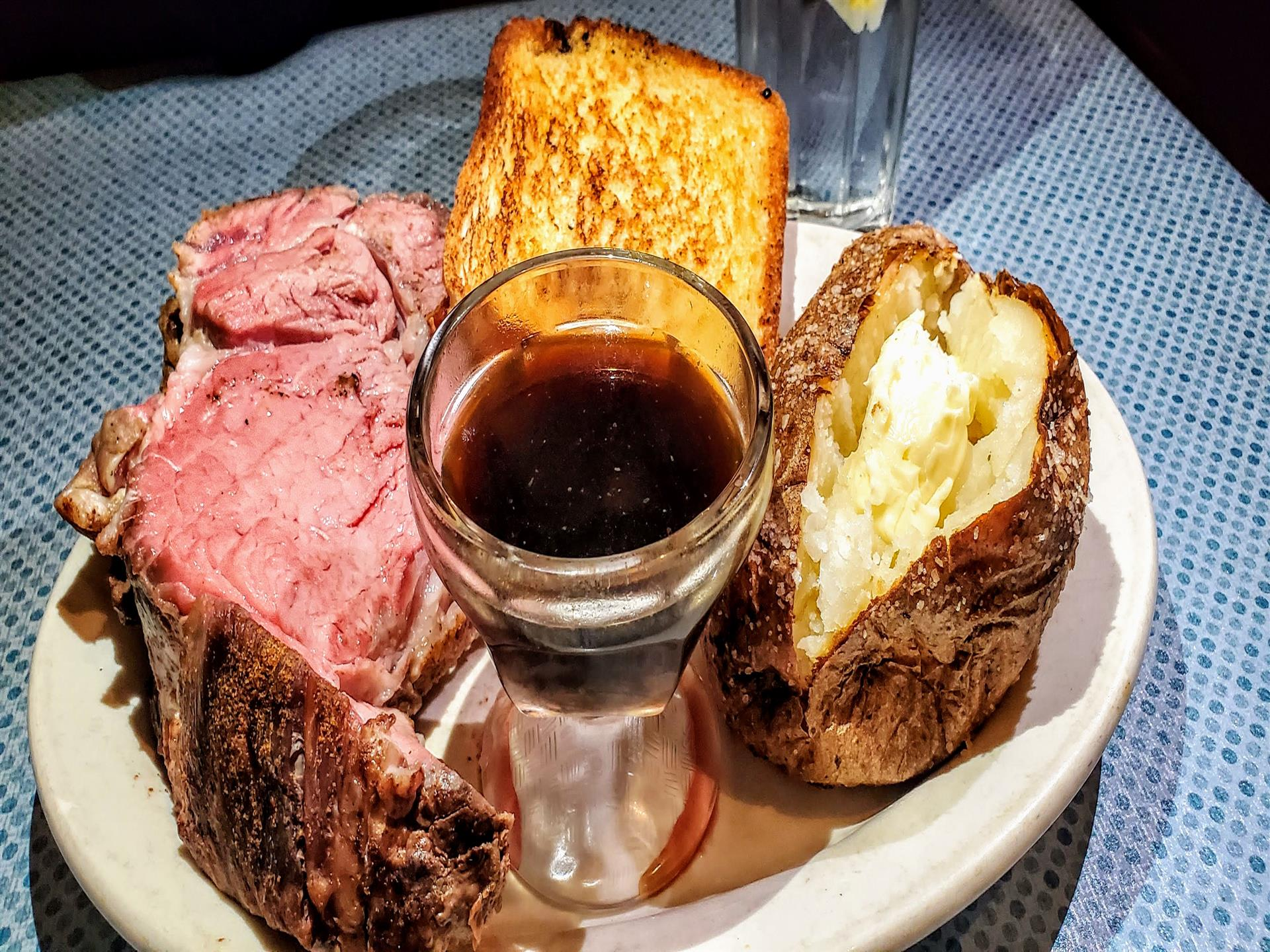 Prime Rib Feature - Friday and Saturdays only!