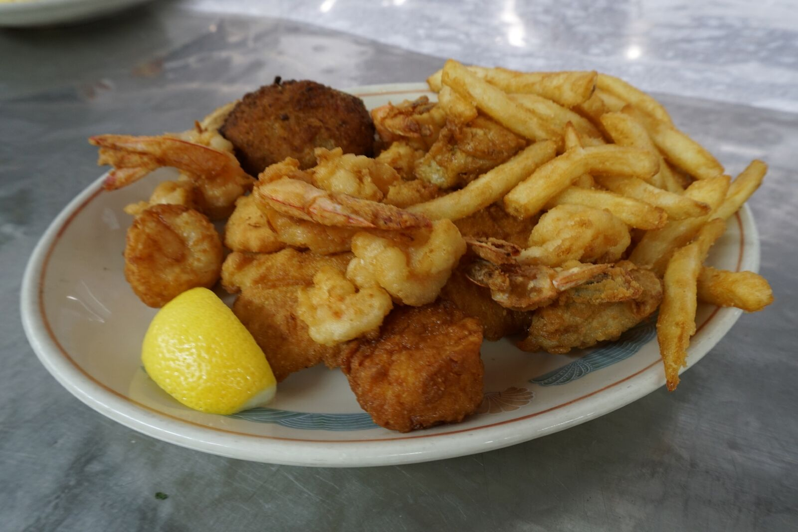 Fried Seafood specialties