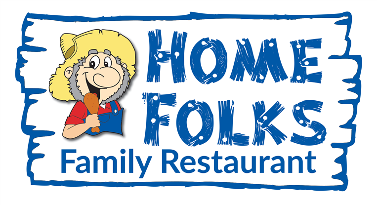 Home Folks Family Restaurant logo