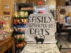 easily distracted shirt