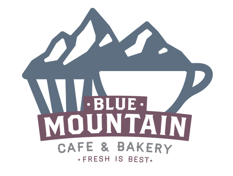 Blue Mountain Cafe & Bakery. Fresh is best