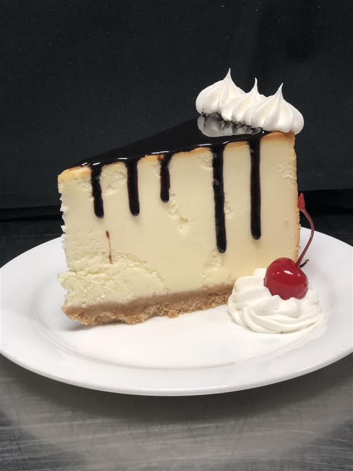 Colossal Cheesecake