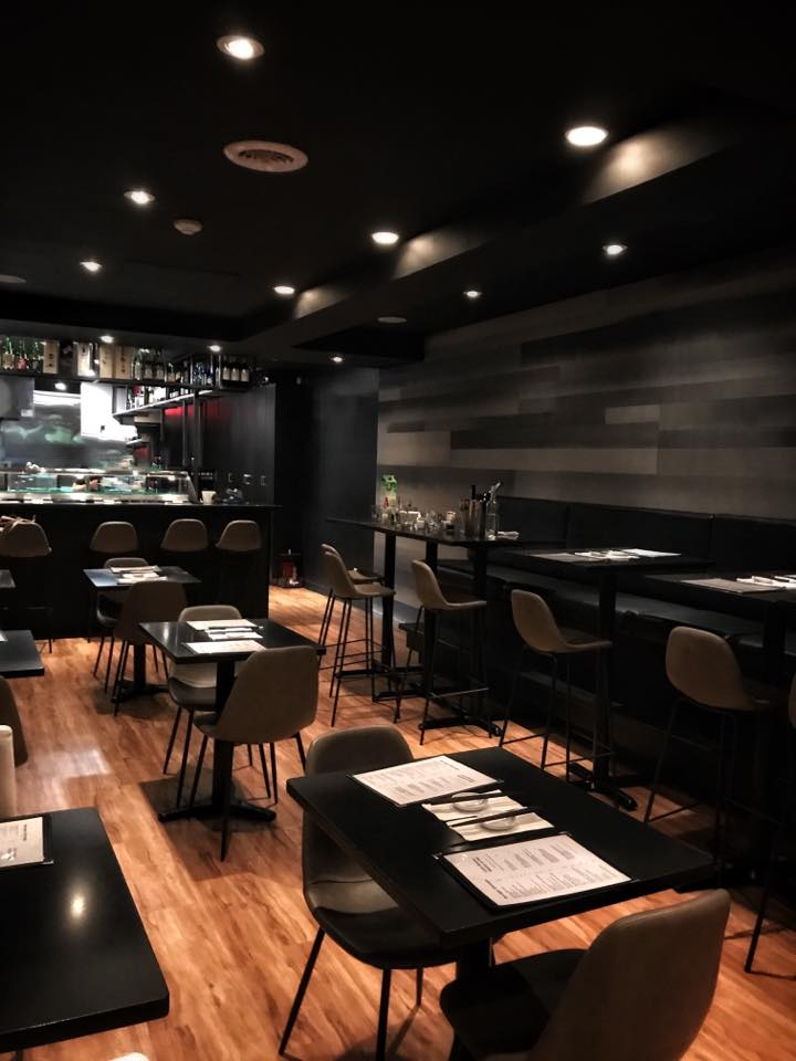 Shinka Sushi Bar Dining Room