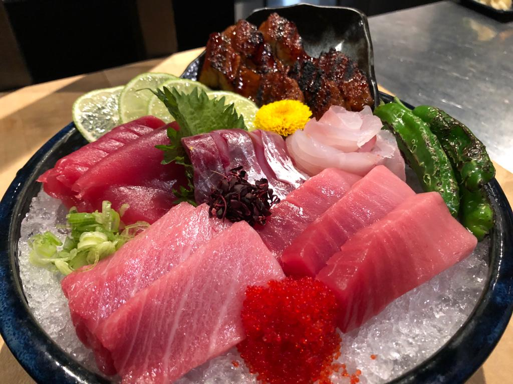 15 Pieces Sashimi