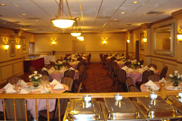 Full Banquet Room