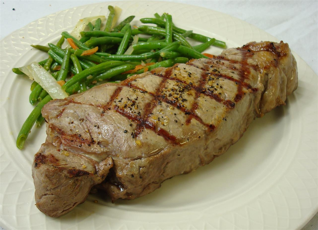 NY Strip Steak* (10oz)