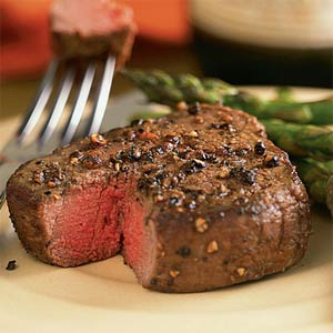 Filet Mignon* (6oz)