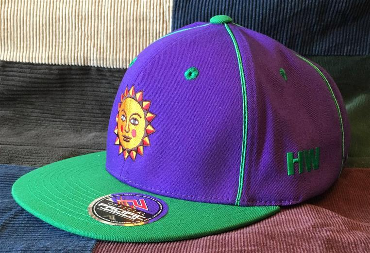 Head West Custom Snap Back Hat