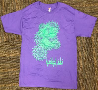 Name: Head West Light Purple T-Shirt