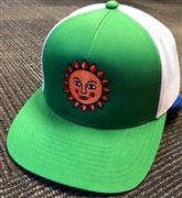 Head West 217 Green Snap Back Hat